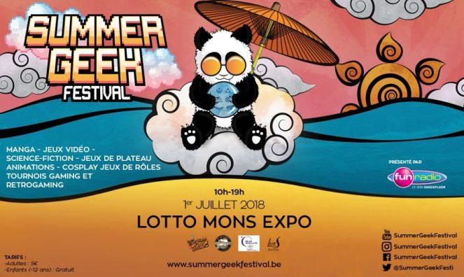 summer geek festival