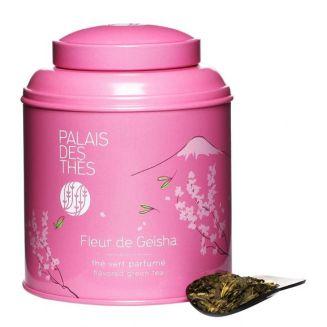 thé fleur de geisha